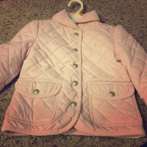 NEW Girls POLO Ralph Lauren Quilted Coat size 3T
